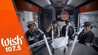 "Daddy's Home performs ""Anak"" LIVE on Wish 107.5 Bus"