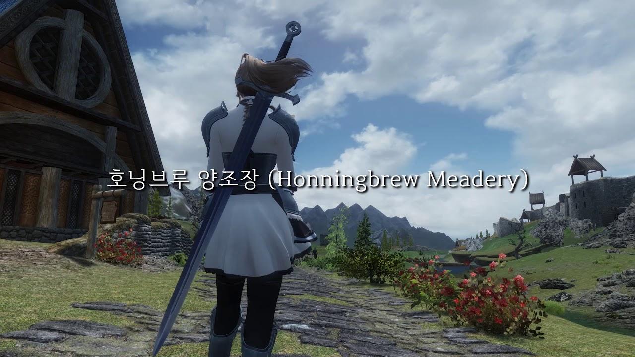 Skyrim Full HDT Chevaleresse II Armor SMP ver