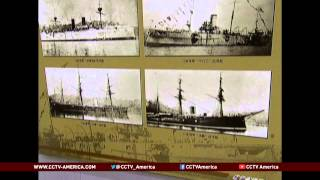 First Sino-Japanese war documents made public