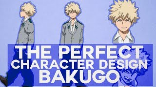 The Perfect Character Design Bakugo