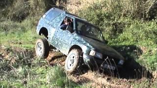 Opel Frontera - Pinto + Bisnaga 18 Dez. 2011
