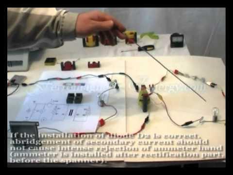Melnichenko схема и модель