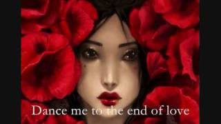 Dance me to the end of love (with lyrics) - Leonard Cohen