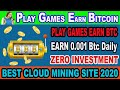 Earn Free Bitcoin Daily 0.0005 BTC A Day - Earning Trick ...
