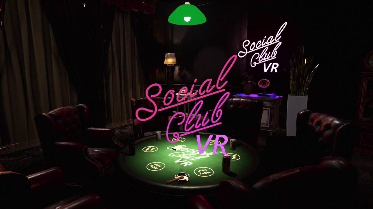 Social Club VR: Casino Nights - Trailer
