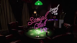Social Club VR: Casino Nights - Trailer