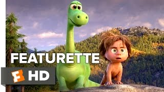 The Good Dinosaur Movie Featurette - Technically Speaking (2015) - Pixar Animated Movie HD
