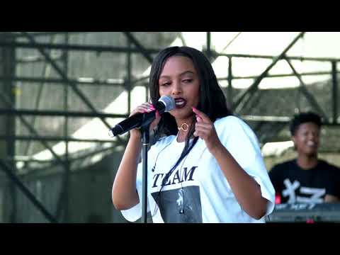 Paxton on the Huawei Kday Stage