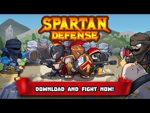 Spartan Defense(By Fun Games Program)Android GamePlay