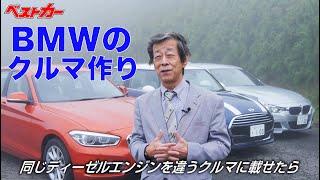 BMWのクルマ作り 水野和敏が斬る!!【Best Car】2016