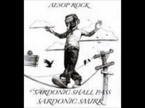 Aesop Rock Building Steam With Fumes Ft DJ Shadow  Sardonic Shall Pass