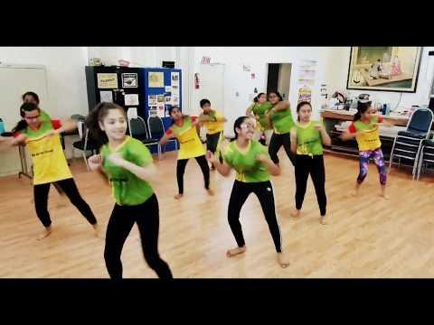 """Hawa Hawa"" dance | Mubarakan movie | EB Bollywood Dance Classes | Los Angeles, SF Valley"