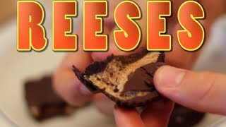 Reeses Peanut Butter Cups - Microwave Recipe