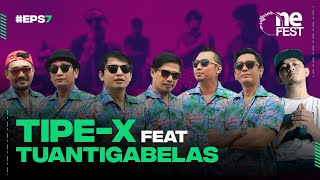 Download [Full HD] OneFest Eps 7 With Tipe-X feat Tuan Tigabelas   One Fest playOne