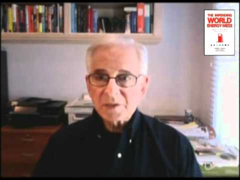 Green Energy with Robert L. Hirsch Author of Impending World Energy Mess Pt 8