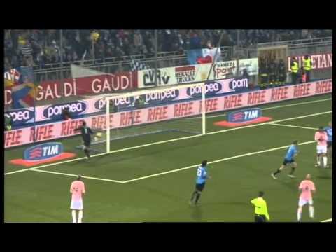 EMOZIONI AZZURRE - Novara-Palermo 2-2, stagione 2011/12