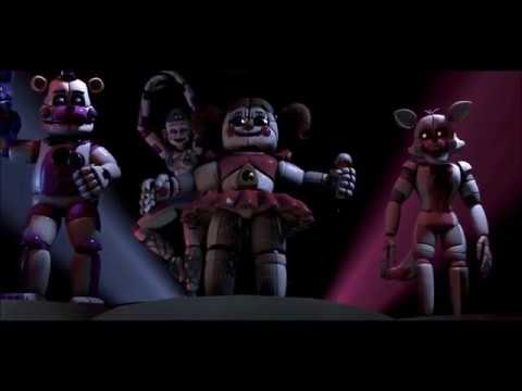 "FNAF SISTER LOCATION Song by JT Music - ""Join Us For A Bite"" [SFM] »TŁUMACZENIE PL« Polish lyrics"