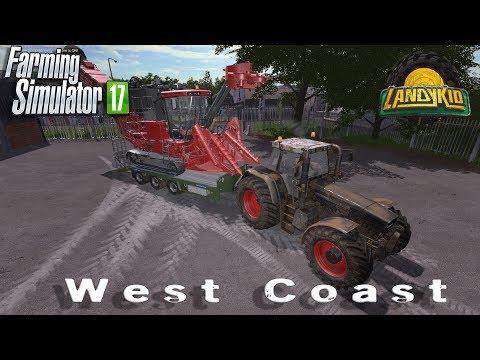 Farming Simulator 17 | sugar cane IN THE UK