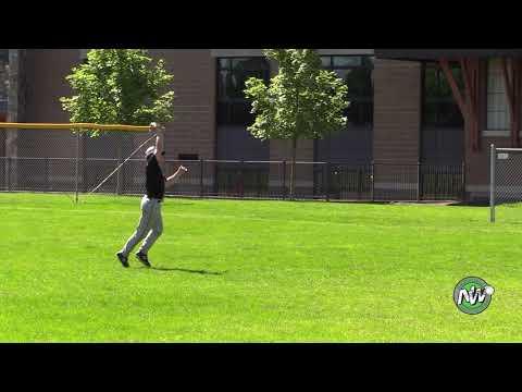 Kyle Parkman - PEC - OF - Central Valley HS (WA) June 22, 2020