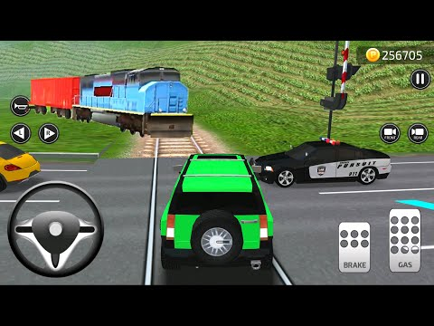 #cargame Parking Frenzy 2.0 3D Game - Car Games Android IOS gameplay #99