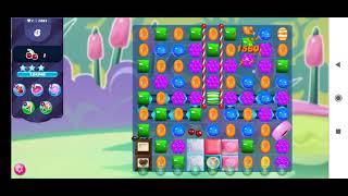 CANDY CRUSH SAGA LEVEL 7661 #candycrushsaga #gaming #7661 #CCS screenshot 4