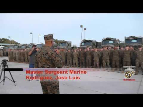 Master Sergeant Marine Jose Luis Rodriguez