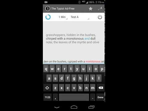 Typist: A Quick For Pc - Download For Windows 7,10 and Mac