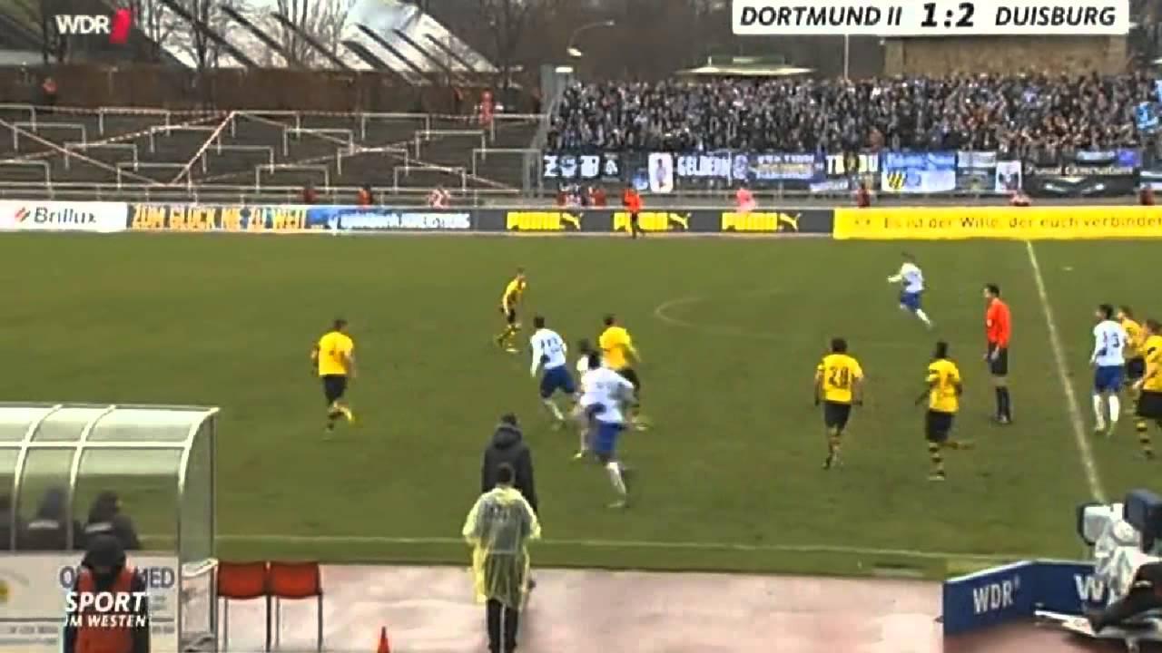 Borussia Dortmund Ii Vs Msv Duisburg 3 Liga 30 Spieltag