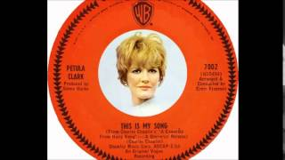 Petula Clark - This Is My Song  (1967)