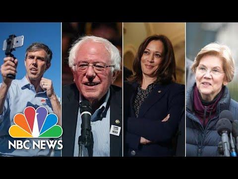 Forecasting 2020 For The Democrats | NBC News