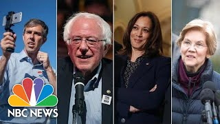Forecasting 2020 For The Democrats | NBC News
