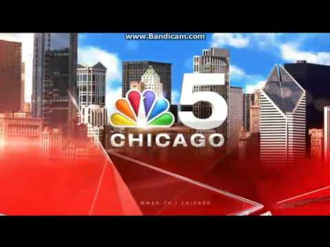 WMAQ: NBC 5 News At 4:30pm Open--2016 (Breaking News Version)