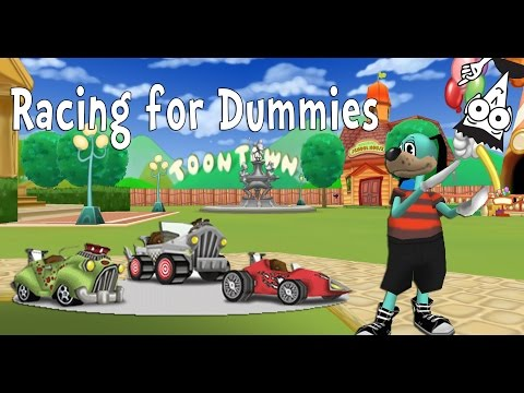 Easiest Racing Laff Boost & Other Racing Tips! (Toontown Rewritten Tips/Tricks)