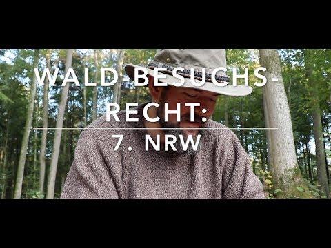 NRW - Waldbesuchsrecht nach Bundesländern (7)
