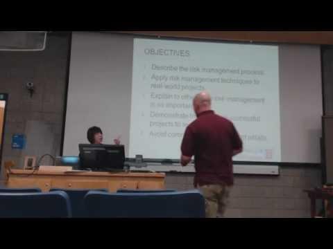Risk Management Lecture