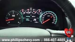 Phillips Chevrolet - 2016 Chevy Suburban – Dashboard - Chicago New Car Dealership