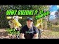 3 reasons why I ride Suzuki dirt bikes RMX450Z RMZ250 RM125
