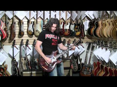 Phil X 2fer and a new DRILLS SNIP! 2002 Alembic 01207