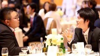 2015年12月12日 結婚式 津城夫婦 Hayato Hikari シェネル / Aishiteru ...