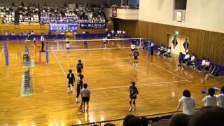 2012岡山理大附属中vs広島市立安佐南中 2012.8.4(土)720p