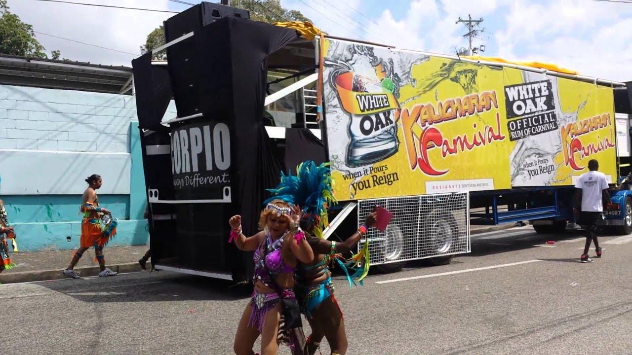 Truck Sound System >> Scorpion sound system truck #2 shaking down sando carnival ...