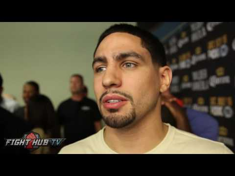 "Danny Garcia responds to Thurman call out ""Thurman has nothing I can't handle!"""