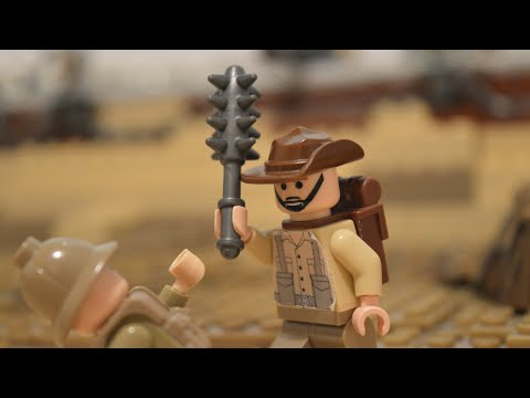 Lego WW1: The Gallipoli Campaign