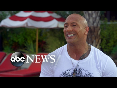 Dwayne Johnson admits he is unsure if he