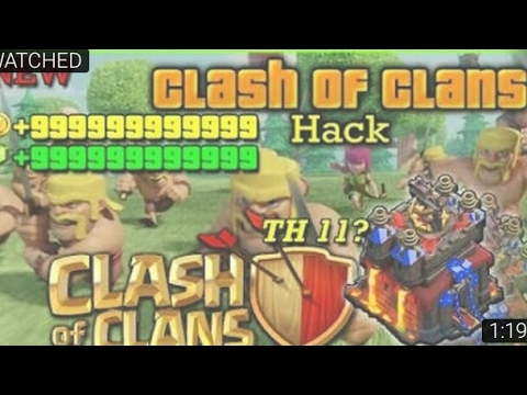 How to download modified apk of Clash of clans
