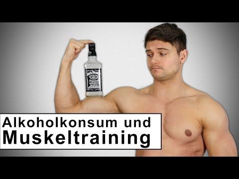 Alkohol und seine Auswirkungen auf das Krafttraining