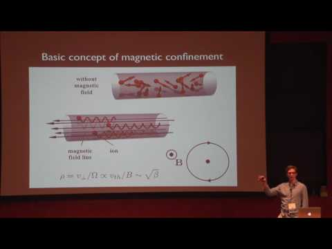 """#MCF: The physics of magnetic confinement in 180 minutes I"" - Michael Barnes"