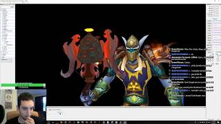 Stream Replay - Editing the Hades WoW Review