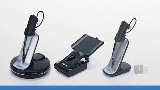 VTech VH621-Series Convertible Office Headsets