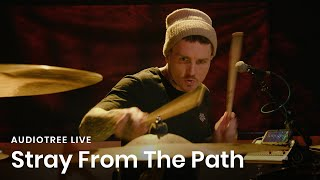 Stray From The Path - Fortune Teller | Audiotree Live